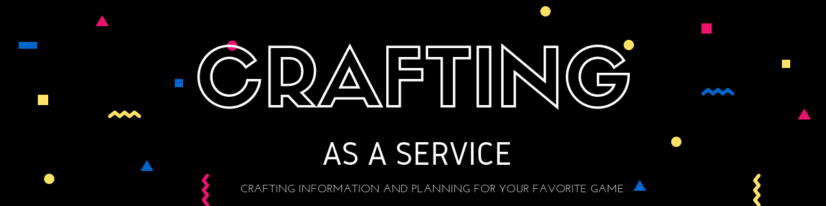 Crafting as a Service